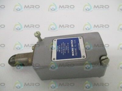 Microswitch 205Ls1 Limit Switch *new No Box*