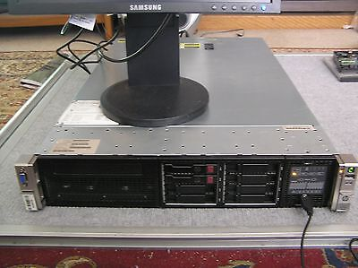 HP ProLiant DL380p Gen8 Xeon E5-2660 2.2GHz 16-Core Rack Server w/ 96GB, 2x 146G