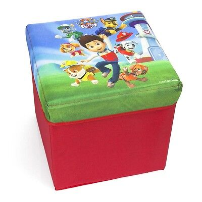 Floor Seat Storage Child Disney Paw Patrol Pat Patrouille