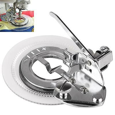 Daisy Flower Stitch Sewing Machine Presser Foot-Fits Snap-On Sewing Machines #☪V