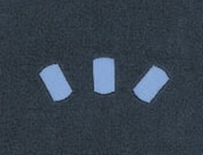 Teflon Reeds for Cox .049 Reed-Valve Engines (3)