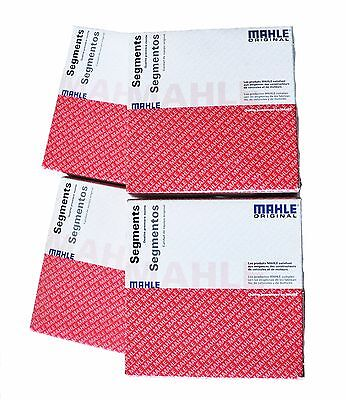 Piston Rings Set 4 Cyl. Mahle 033 16 N0-4