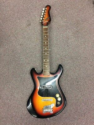 Vintage Audition Guitar