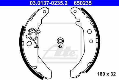 Brake Shoes ATE 03.0137-0235.2 for Ford
