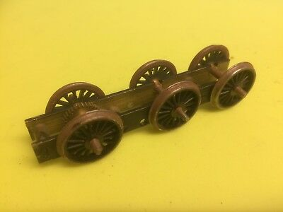 Model railway 00 guage chassis
