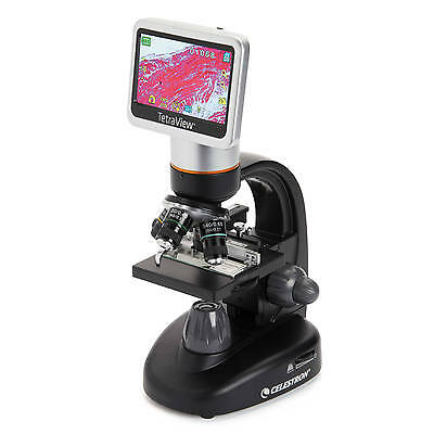 Celestron TETRAVIEW 5MP Digital Microscope With TFT LCD Display 44347,London