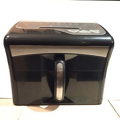 Mailmate SPL-TXC12MA staples Shredder With Box! Very Good Like New!