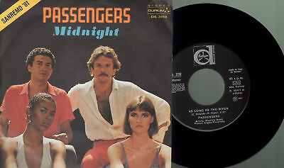 Passengers - Midnight/As long as the river