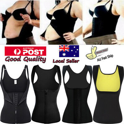 Sauna Waist Trainer Vest Hot Selling Sweat Belt Body Shaper Weight Loss Reductor