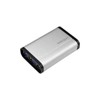StarTech USB 3.0 Capture Device For High Performance VGA Video 1080p 60fps
