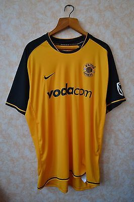 Kaizer Chiefs 2008 / 2009 Home Football Shirt - South Africa Kaizerchiefs Fc