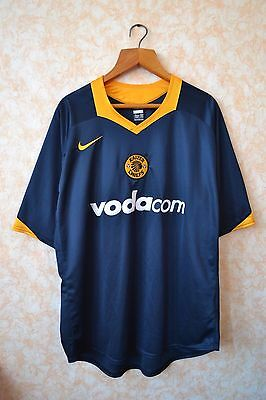 Kaizer Chiefs 2004-2005 3kd Third Football Shirt Size XL