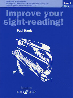 Improve Your Sight-Reading Piano Grade 1 - A Workbook for ABRSM Examinations