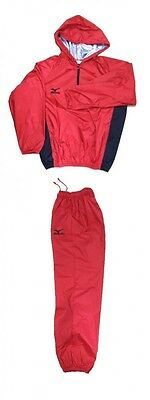 mizuno Sauna suit Prize fighter specifications Red x black