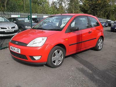Ford Fiesta 1.4TDCi ( a/c ) 1398cc Zetec 2004 118000 miles RAC APPROVED DEALER