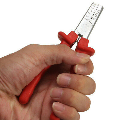 ju Small Ferrules Tool Crimper plier For Crimping Cable End-Sleeve 0.25-2.5mm²