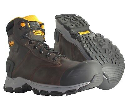 Magnum Hamburg 6.0 Waterproof Brown Composite Toe Cap Safety Boots UK 6 - 13