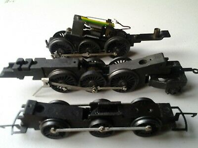 Triang Hornby Chassis B12 Princess and 0 6 0 All Sold As Spares Or Repairs