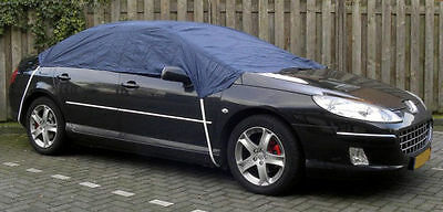Water Resistant Car Top Roof Half Frost Cover For Mercedes Benz Clk Cabriolet