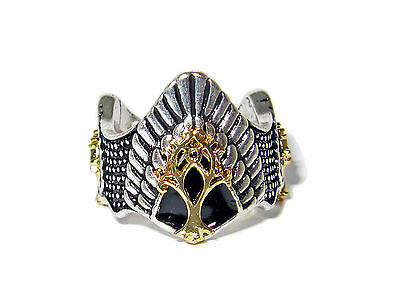 Lord Of The Rings The Hobbit King Aragorn Crown Ring Adjustable Best Quality!!