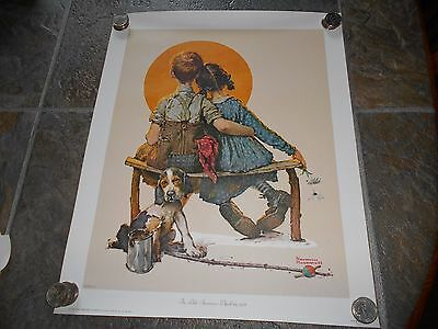 Vintage Norman Rockwell International Collectors Pictures