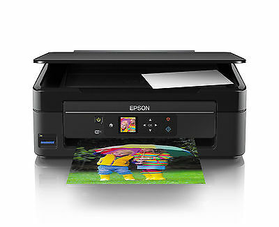 Epson Expression Home XP-342 Small-in-One Colour Inkjet Printer .with Setup Ink