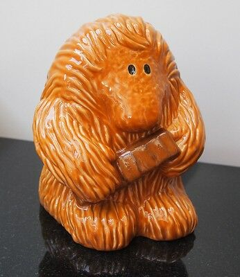 Wade Ceramic Moneybox - Pristine Condition - Advertising Promo Item? - Womble