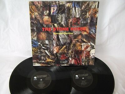 The Stone Roses-Second Coming Double LP 1994 Super Copy