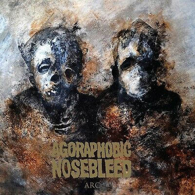 Agoraphobic Nosebleed - Arc (Single Lp Jacket E.p.+Mp3)  Vinyl Lp + Mp3 New!