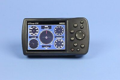 Garmin GPSmap 496  includes New Generic Battery - NO Charger & Antenna & Accsory