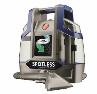 Hoover Spotless Deluxe Portable Carpet and Upholstery Cleaner Self Cleaning