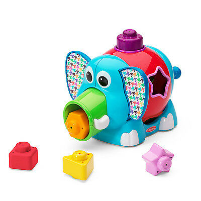 Baby Shape Sorter Developmental Educational Toddler Toy Play Shapes Sorting Cube