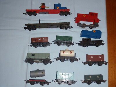 hornby 00 wagons