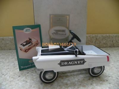 Hallmark Kiddie Car Classics Collection 1956 Garton Dragnet Police Car