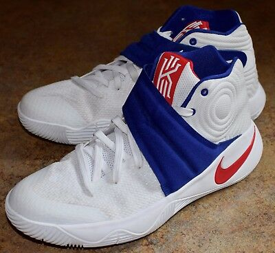 Men's NIKE KYRIE 2 Basketball Shoes Size 10.5 Excellent! Irving