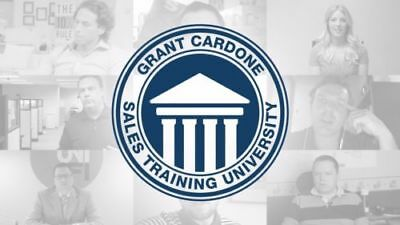 Cardone Success University 2016 #1 Sales University in the World! Retails $3,500