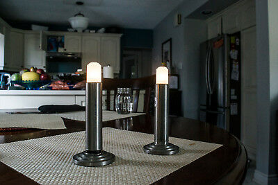 Vintage Antique Eveready Electric Candle 1654 Flashlight RARE Works