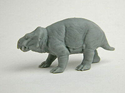 Kannemeyeria of the Triassic 1/35 scale 3d plastic Model Very Rare!!