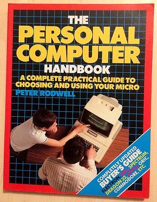 The Personal Computer Handbook - Peter Rodwell