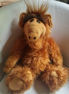 Vintage Alf Plush Doll Approximately 18""