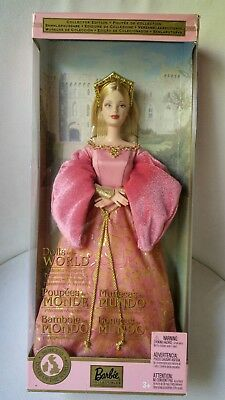 Barbie Dolls of the World Princess of England Collector Edition