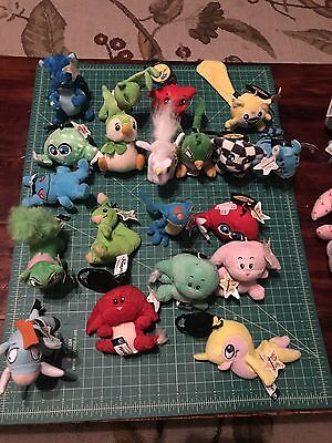 McDonalds Neopets 2004 & 2005 Great Variety Collectable **20 NEOPETS**