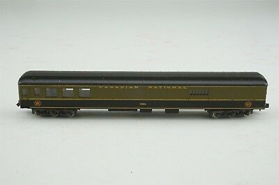 N Scale Rivarossi RTR Model CN Canadian National Combine Passenger Car #7381