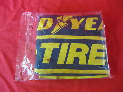 Vintage The Inflatables Good Year Tire Advertising Blimp Factory Sealed.