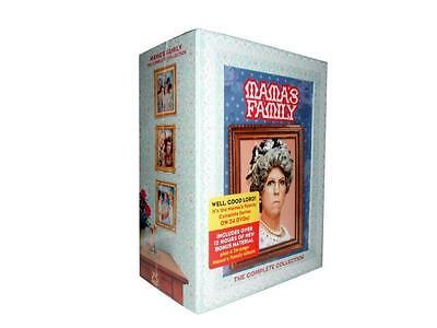 Mama's Family: The Complete Series Collection Seasons 1-6 (DVD, 24-Disc Set)