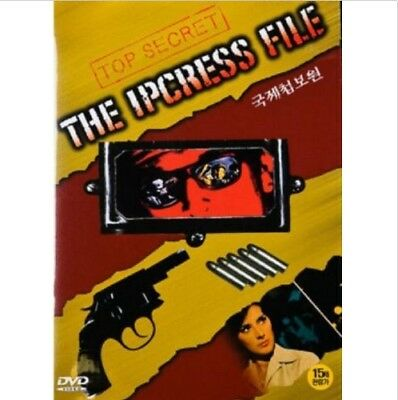 The Ipcress File (1965) DVD (New,Sealed) - Michael Caine
