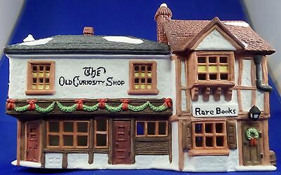 Dept 56 The Old Curiosity Shop #59056 Dickens Retired Heritage 1987-1999 Retired