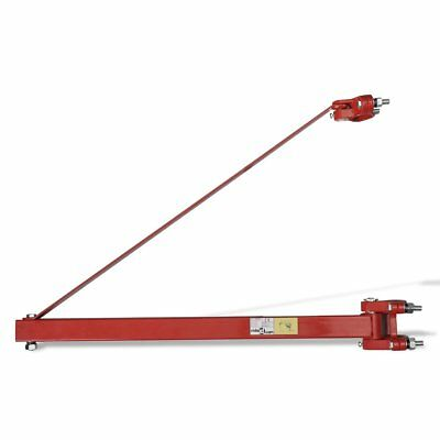 Hoist Frame 600 kg Industrial Garage Lifting/Jacking/Hoist Crane Derrick