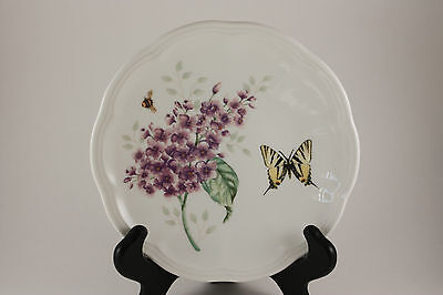 "6.5"" Plate Butterfly Meadow by Lenox featuring Swallowtail Butterfly"