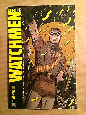 Before Watchmen - T1A